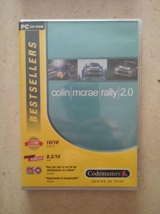 Juego PC Videojuego Colin Mcrae Rally 2.0 Carreras