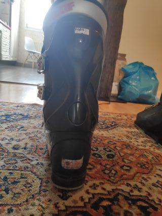 botas esquí (ski) salomon