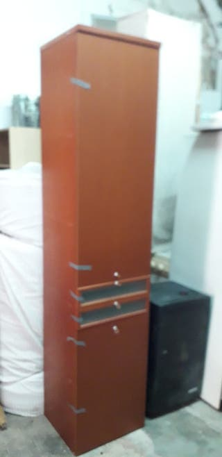 armario alto lavabo