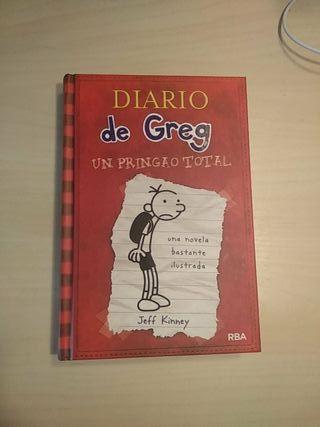 """El diario de Greg """"un pringao total"""" 1"""