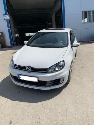 Volkswagen Golf gtd VI 2012