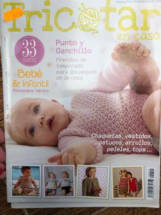 Revista bebé punto