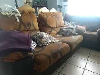 sofas en venta usados pero bien cuidados.
