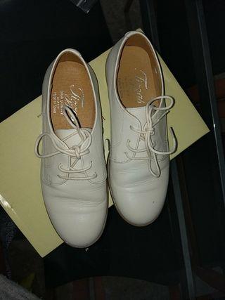 zapato comunión