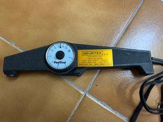 Instrumento para control de calidad