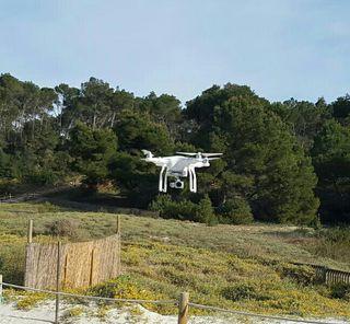 Se vende dron DJI Phantom 3 advance