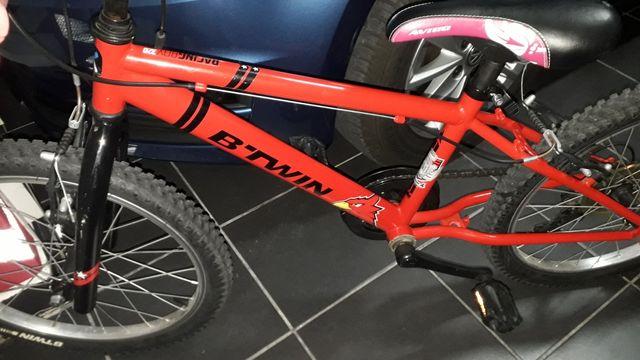 Bicicleta niño 6-9 años
