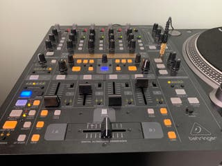 Like new with Box Digital Pro Mixer DDM 4000