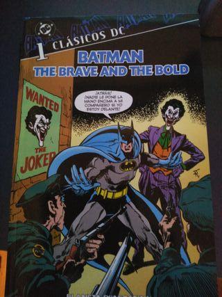 Colección completa Batman the Brave and the bold