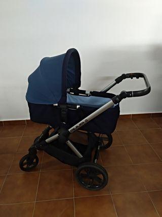 Carro de Bebe. Silla de paseo, Cuco y Capazo