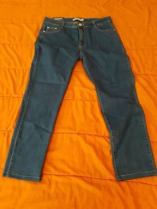 Pantalón Vaquero Señora Azul (Art. Nuevo)