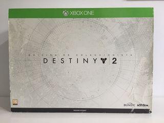 Destiny 2 Xbox Edición Coleccionista