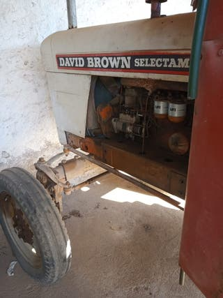 Tractor (Villafranca de los Caballeros)