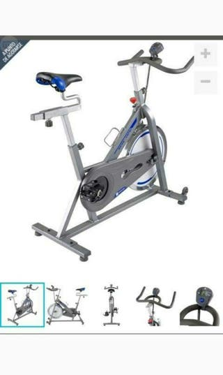 Bicicleta de spinning VS 730 domyos