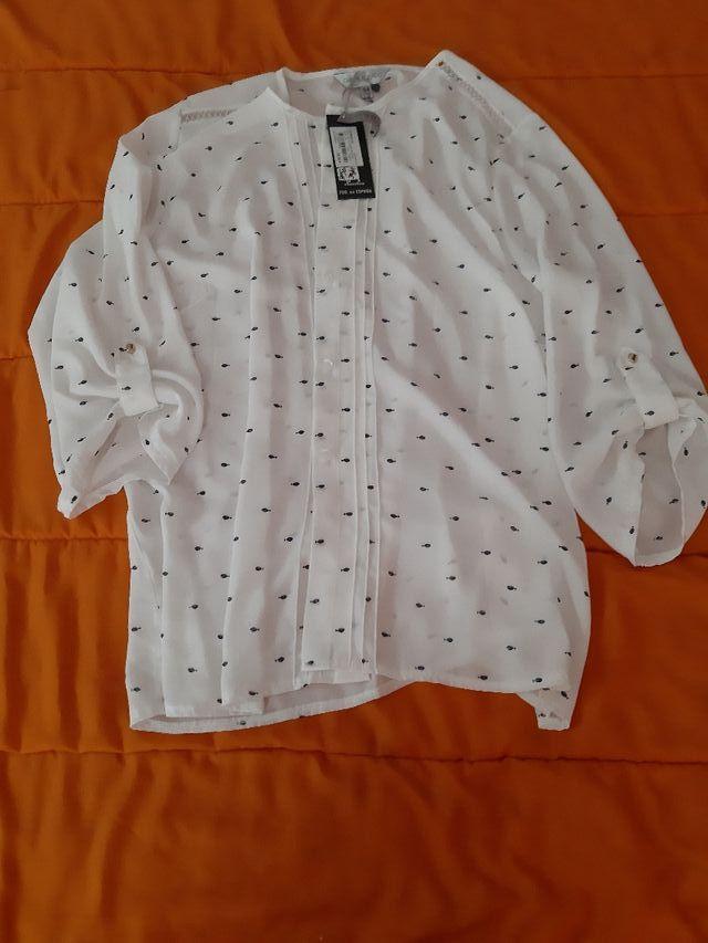 Camisa Blanco Señora (Art. Nuevo)