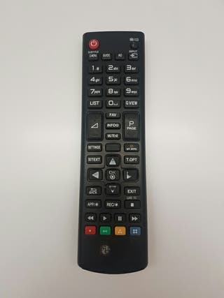Mando a distancia Televisor LG