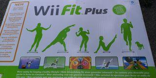 Wii Fit Plus _ Tabla y juego _