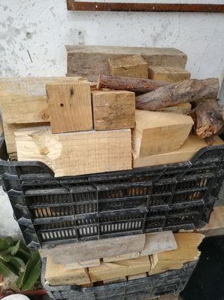 venta de leña o madera