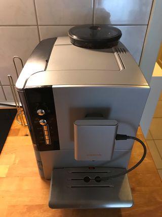 Cafetera Siemens
