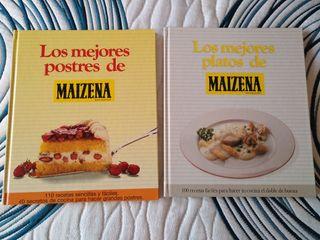 libros recetas