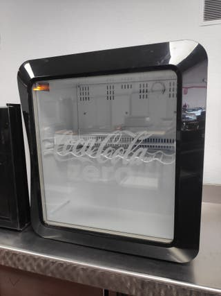 camara frigorifica cocacola