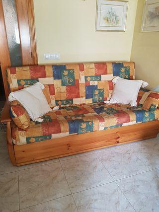 sofa triple !!!! Mira mi perfil
