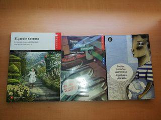 Libros de lectura de 1 de Eso Petites histories de