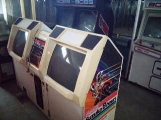 Recreativa motos suzuka arcade