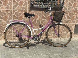 Biciceta de paseo bh bolero