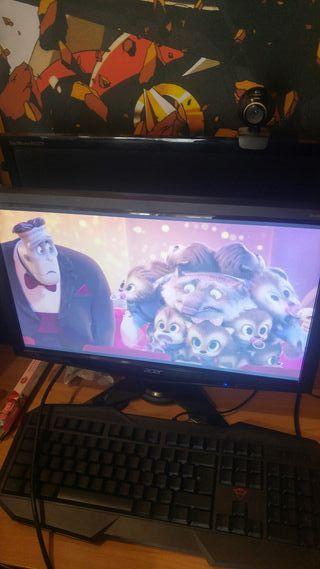 Pantalla ordenador Acer (LED) 1080P