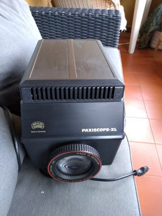 proyector cuerpos opacos Braun PAXISCOPE XL