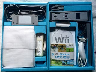 CONSOLA WII + WII SPORTS