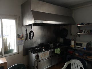 cocina completa acero inoxidable