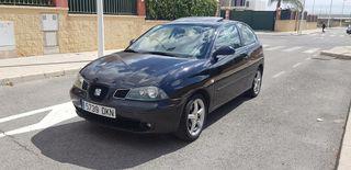 SEAT Ibiza 1.4 Año 2005 ¡¡¡Con techo solar!!!
