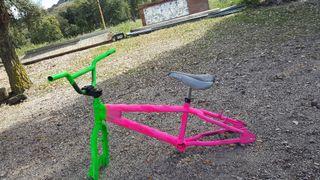 vendo cuadro de bici