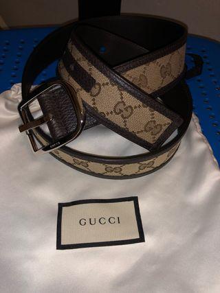 da3785292 Cinturón Gucci de segunda mano en Barcelona en WALLAPOP