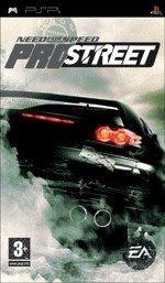 Juego PSP Need For Speed ProStreet. Segunda mano