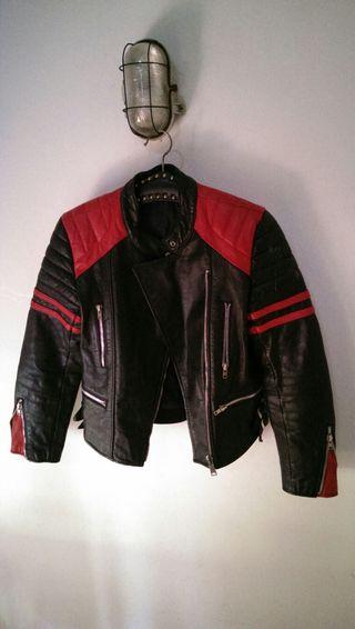 chupa, chaqueta cuero,biker,heavymetal,Inquisition