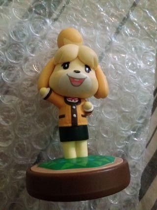 Cambio o Vendo Amiibo Animal Crossing Canela