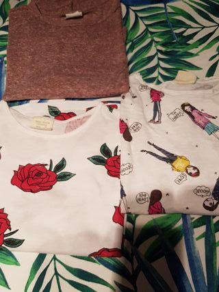 ea4a742d3 Camisetas manga larga niña de segunda mano en Cerdanyola del Vallès ...
