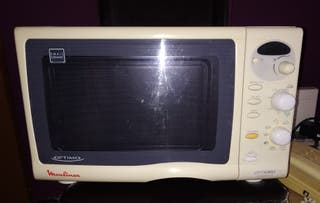 microondas grill y horno.