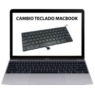 Cambio de teclado en tú Macbook