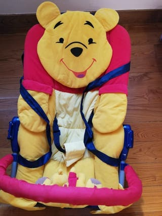 Hamaca bebe Winnie the Pooh