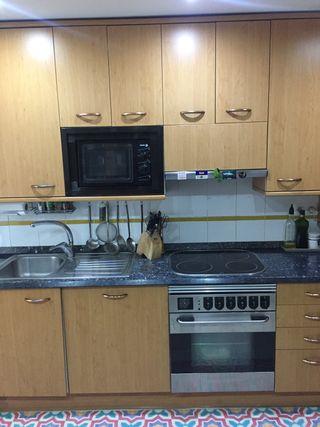 Muebles cocina y encimera Granito Labrador
