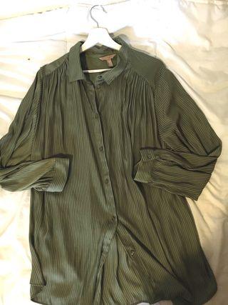 Blusa oversize