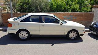 Audi cuatro cupe quattro cupe 1994