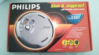 Reproductor de CD Portatil PHilips AX5301
