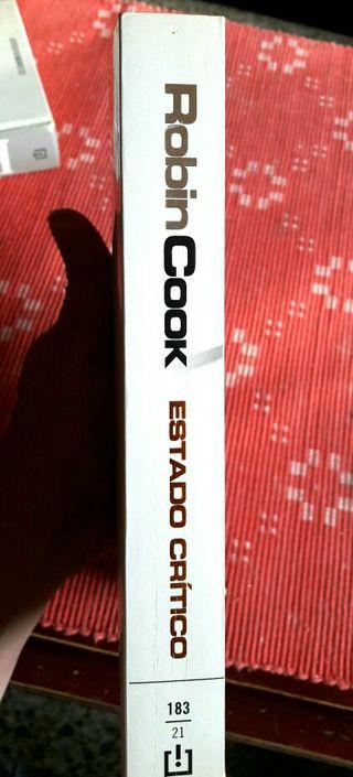 Libro Estado crítico de Robin Cook