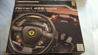 Volante Ferrari 458