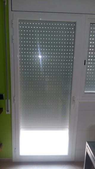 Puerta y ventana de aluminio